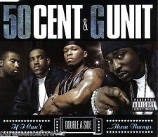 50 CENT - If I Can't/G UNIT - Poppin Them Thangs (UK 5 Tk Enh Split CD Single)