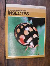 à la découverte des insectes Umberto Parenti  alpha Grange Batelière