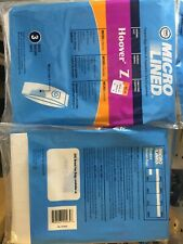 Hoover Z Microlined Paper Vacuum Bags 3 Pack