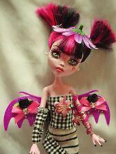 Willa ooak monster high doll handmade custom doll repaint vampire
