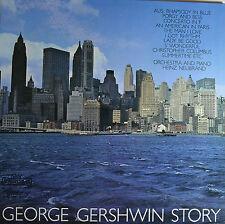 "GEORGE GERSHWIN STORY - HEINZ NEUBRAND 12""  LP  (Q528)"