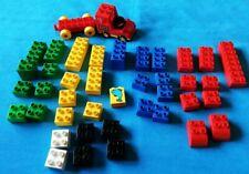 LEGO Duplo: 42 pezzi compreso PICCOLO ZOO TRUCK (C/A)