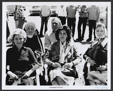 8x10 Photo~ AIRPORT 1975 ~Nancy Olson ~George Kennedy ~Linda Harrison ~Myrna Loy
