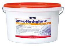(10,15 EUR/l) PUFAS Latex-Hochglanz 10l