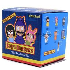 BOB'S BURGERS ONE BLIND BOX VINYL FIGURE KEYCHAIN SERIES BY KIDROBOT