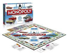 Original VW Monopoly - Volkswagen Edition, Brettspiel, Gesellschaftsspiel, Neu