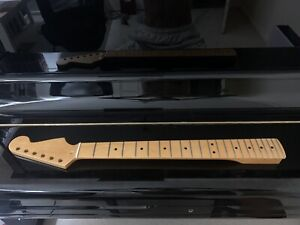 Electric DIY ST TL stratocaster guitar maple Neck USA Made