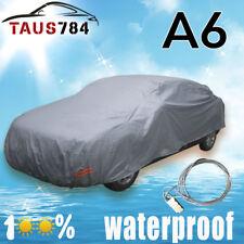 Full Car Cover Waterproof Outdoor Sun UV Dust Snow Rain Wind Resistant