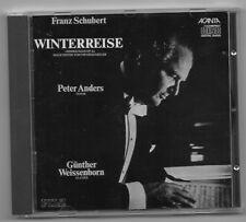 Schubert - Winterreise - Peter Anders  (CD 1977)
