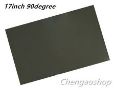 2PC 17inch LCD LED polarizer/polarized/polarizing film for PC monitor screen #ZX