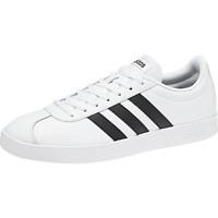 Adidas Scarpe da Uomo Sneaker Alla Moda T-Toe VL Court 2.0 Sportive DA9868 Nuovo