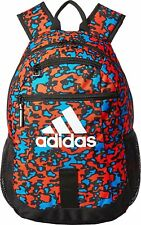"""adidas YOUNG CREATOR Large 17.5"""" School Travel or Camp Backpack w/ Laptop Sleeve"""