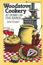 WOODSTOVE COOKERY - BY JANE COOPER - PAPERBACK  NEW :)