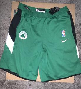 Nike NBA Boston Celtics Authentic Therma Flex Shorts AV1044-312 Size 2XL