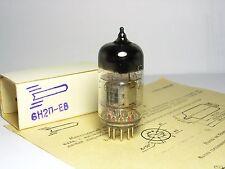 2x 6N2P-EV / ECC83 / 12AX7 Tubes 1970'x NIB FREESHIPPING