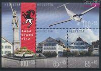 Schweiz Block49 (kompl.Ausg.) postfrisch 2012 Briefmarkenausstellung (9172952