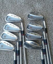 BEN HOGAN APEX PLUS iron set golf club 4-PW plus radial SW steel shaft stiff fle