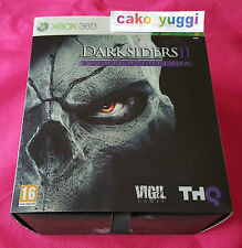 Darksiders 2 edition premium collector tres bon etat francais xbox 360