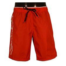 RRD - Boxer/ Costume da bagno VERTICAL - 7023 - Colore Rosso - Taglia 36