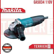 Makita GA5034 125mm Angle Grinder 110 Volt