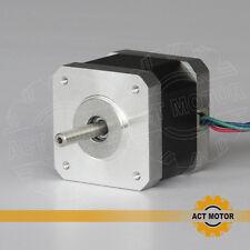 ACT Motor GmbH 1PC Nema17  17HS4417 Schrittmotor 1.7A 40mm 4000g.cm 3D Drucker