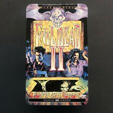 Evil Dead II - Tanz der Teufel 2 Anchor Bay Limited Edition Tin Box - 1987 DVD