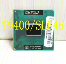 Intel Core 2 Duo T9400 (SLB46) 2.53GHz / 6M /1066 MHz / Notebook processor