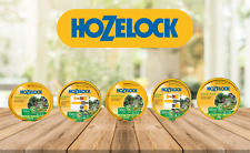 5 Sizes of Hozelock Starter Garden Hose Pipe + Kit Maxi Hard Weatherproof