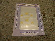 Microscale decals N 60-4008 Gateway Western Eastern Op Lifesaver diesels  E46