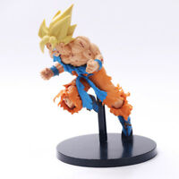 Anime Dragon Ball Z Super Saiyan Goku PVC Action Figure Figurine Toy Gift 20CM