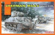 Dragon 7569 Maquette Sherman M4a3