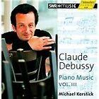 Debussy: Piano Works Vol. 3 [Michael Korstick] [Hanssler Classic: 93.319], Micha
