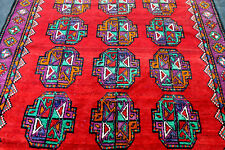 10X5 1960's Masterpiece Mint And Superb Hand Knotted Sheeraazz Oriental Wool Rug