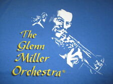 Vintage Best Fruit of the Loom The Glenn Miller Orchestra (Xl) T-Shirt Big Band