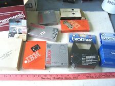 Typewriter Supplies Correction Ribbons and Film Ribbons Miscellaneous