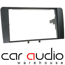 CT24AU15 Audi A3 8P 03-2012 Car Stereo Radio Double Din Black Fascia Facia Panel