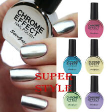 Stargazer CHROME Metallic Nail Polish Varnish High Shine Mirror Finish