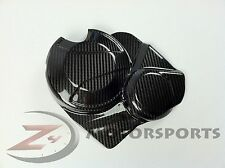 2007 2008 CBR600rr Right Engine Clutch Gearbox Case Cover Panel Carbon Fiber