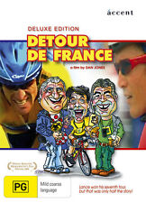 Detour de France (Deluxe Edition) (DVD) - ACC0066