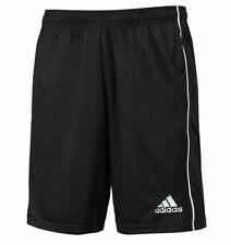 Mens Adidas Climalite Sports Football Running Gym Training Shorts Open Pockets