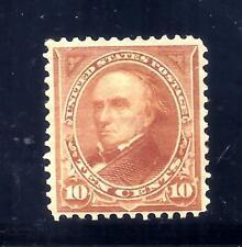 US Stamps - #282C - MLH - 10 cent Webster Issue - CV $175