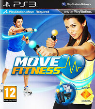 Move Fitness - PS3 Move Game *in Excellent Condition*