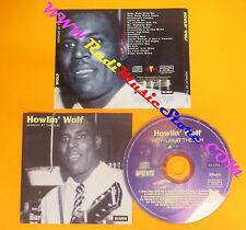 CD HOWLIN' WOLF Howlin' At The Sun 1997 Poland ALTAYA  no lp mc dvd (CS10)