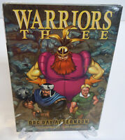 Thor Warriors Three Dog Day Afternoon Marvel Comics Hard Cover New Sealed HC