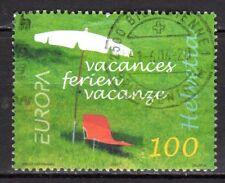 Switzerland - 2004 Europa Cept / Holidays -  Mi. 1880 VFU