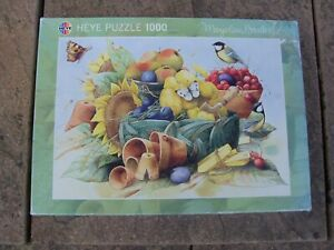 From Heye Gifts From Nature By Marjolein Bastin 1000 Piece Jigsaw Puzzle