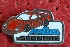 BEAU PIN'S FERRARI F 40 PAGIO SECURITE