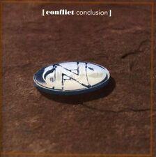 CONFLICT - CONCLUSION CD (1993) SOS RECORDS / US-IMPORT / UK ANARCHO-PUNK