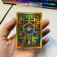1X SEALED BRAND NEW ANCIENT MEW Promo Pokemon The MOVIE 2000 Card Holo Japanese