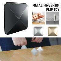 Polygon Desk Toy Finger Flip Spin Office Decompression Playthings